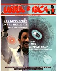 Usbek et Rica N° 1/12, été 2010 : Les dictateurs ont la belle vie (2010)/ Tous immortels? (2050)