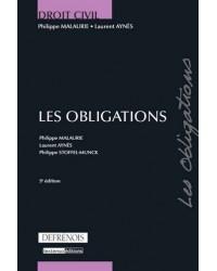 Les obligations. 5e édition