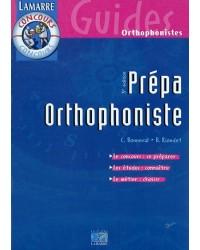 Prépa orthophoniste - 3e éd.