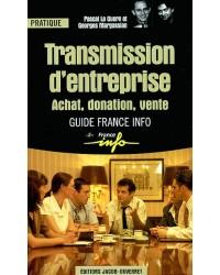 Transmission d'entreprise : achat, donation, vente