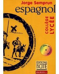 Espagnol : tout le programme de la quatrième à la terminale
