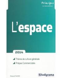 L'espace, 2014