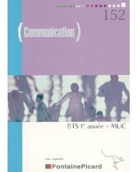 Communication BTS MUC 1e année