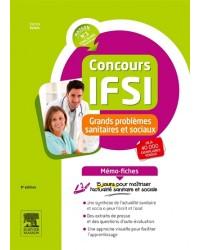 Mémo-fiches concours IFSI : grands problèmes sanitaires et sociaux - 6e édition