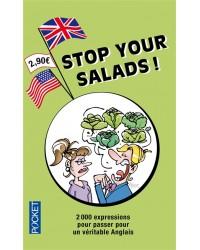 Stop your salads ! : l'anglais par les noms des plantes