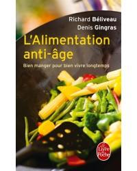 L'alimentation anti-âge : bien manger pour bien vivre longtemps