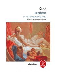 Justine ou Les malheurs de la vertu - Nouv. présentation