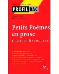 Petits poèmes en prose, Baudelaire - Nouv. éd.