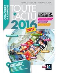 Toute l'actu 2016 : France, Europe, international : concours et examens 2017