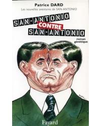 Les nouvelles aventures de San-Antonio, San-Antonio contre San-Antonio : roman génétique