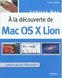 A la découverte de Mac OS X Lion