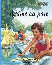 Martine au parc - Réimpr.