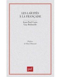 Les laïcités à la française
