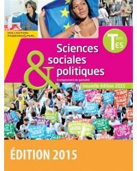 Sciences sociales et politiques Tle ES. Enseignement de spécialité, Edition 2015