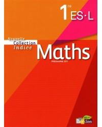 Mathématiques 1re ES-L. Manuel petit format, programme 2011